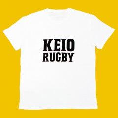 Tシャツ(ロゴ)Men's ホワイト